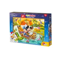 PUZZLE DOBLE CARA MICKEY