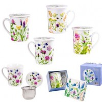 TAZA INFUSION - FLORES