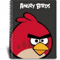 CUADERNO A/5 ANGRY BIRDS 60HJ