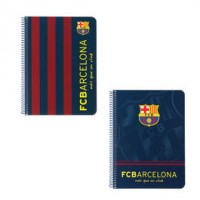 CUADERNO A/5 FC BARCELONA 80HJ