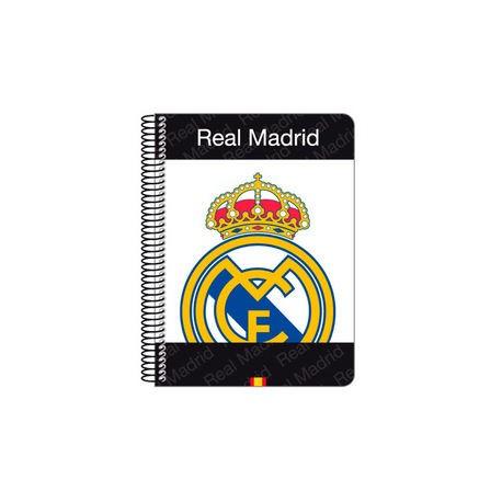 Cuaderno Real Madrid