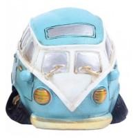 Hucha Caravana Azul