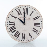 Reloj Pared Blanco