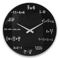 Reloj Pared Matemáticas
