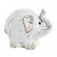 Figura Elefante Blanco
