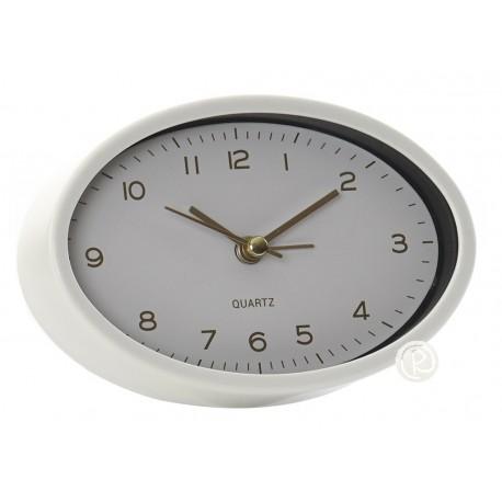 Reloj Despertador Blanco