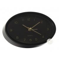 Reloj Despertador Negro