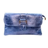Bolso Mano Azul