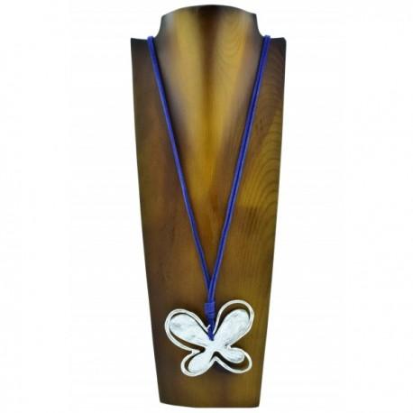 Collar Mariposa Doble