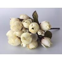 Flor Blanca Ramo Mini