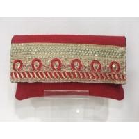 Bolso Etnico Rojo