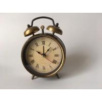 Reloj Despertador Bronce