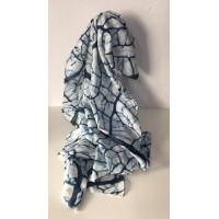 Pañuelo Lineas Azules