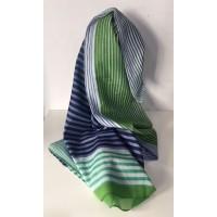 Pañuelo Verde Azul