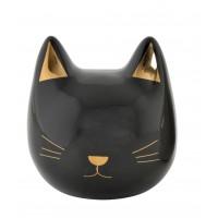 Hucha Gato Negro