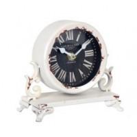 Reloj Sobremesa Blanco