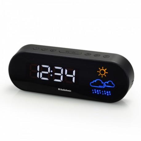 Reloj Despertador Estación