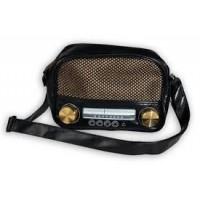 Bolso Bandolera Radio