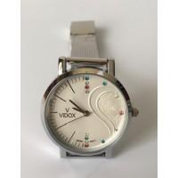 Reloj Metal Bolitas Colores