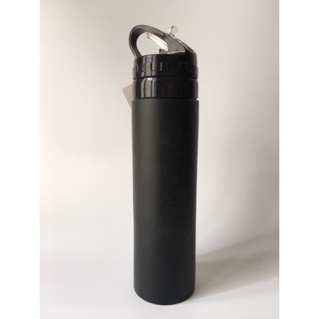 Botella Agua Silicona