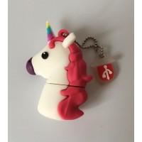 Pendrive USB Unicornio Rosa