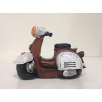 Hucha Moto Mini