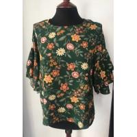 Camisa Blusa Jardín Botánico