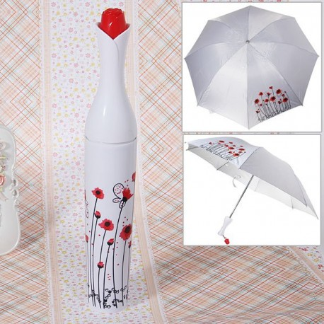 Paraguas Flor