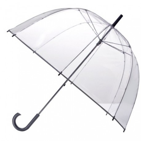 Paraguas Transparente