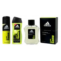 LOTE ADIDAS PURE GAME