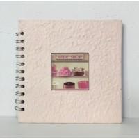 Cuaderno Recetas Cupcake