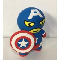 Power Bank Capitán América
