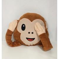 Peluche Emoticono Mono