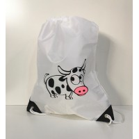Bolsa Infantil Vaca