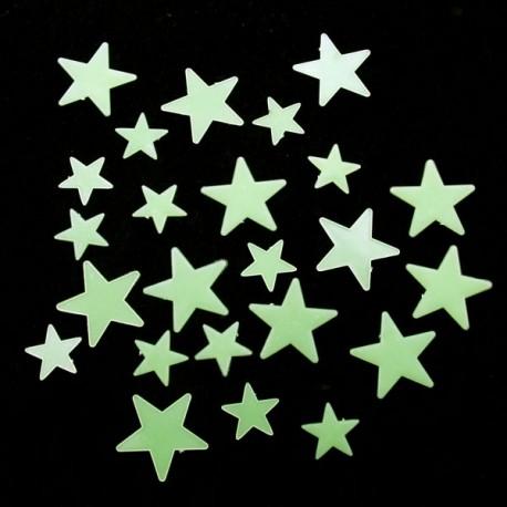 Estrellas Techo Luz
