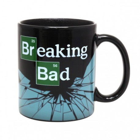 Taza Mágica Breaking Bad