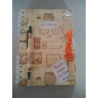 Cuaderno Recetas