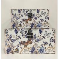 Caja Mariposas XL