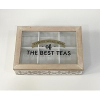 Caja Infusiones Selection