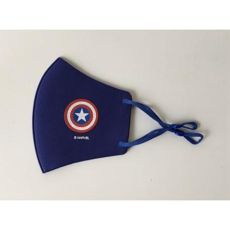 Mascarilla Capitán América