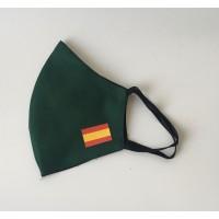 Mascarilla FFP2 Reutilizable Verde