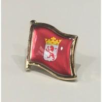 Pin Bandera León