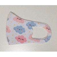 Mascarilla Infantil Cloud