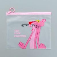 Funda Mascarilla Bag Pantera Rosa