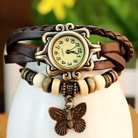 Reloj Pulsera Mariposa