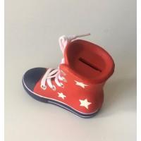 Hucha Zapatilla Star Mini