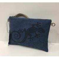 Bolso Salamandra Azul