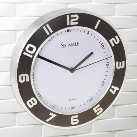 Reloj Pared Metálico