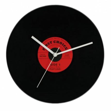 Reloj Pared Disco Vinilo