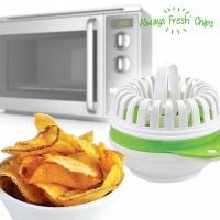 Patatas Fritas Microondas